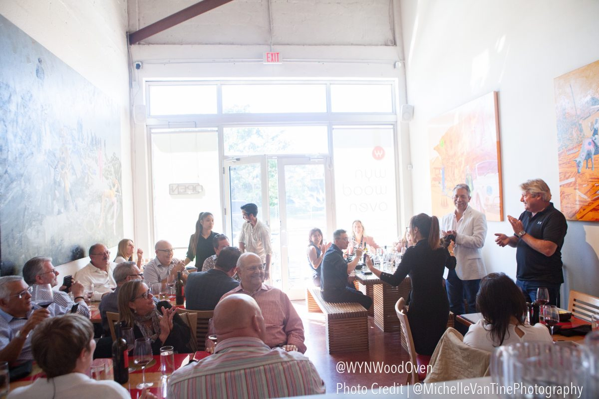 An Intimate Lunch with award-winning winemaker, Robert Foley | Highlights and Photos