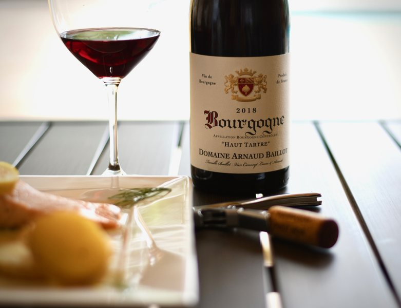 Domaine Arnauld Baillot Pinot Noir