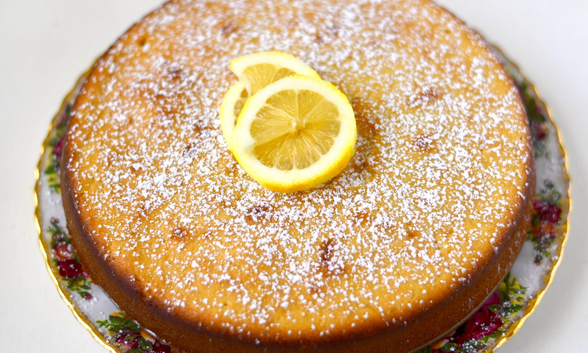 Fast and easy Lemon Ricotta Cake recipe.